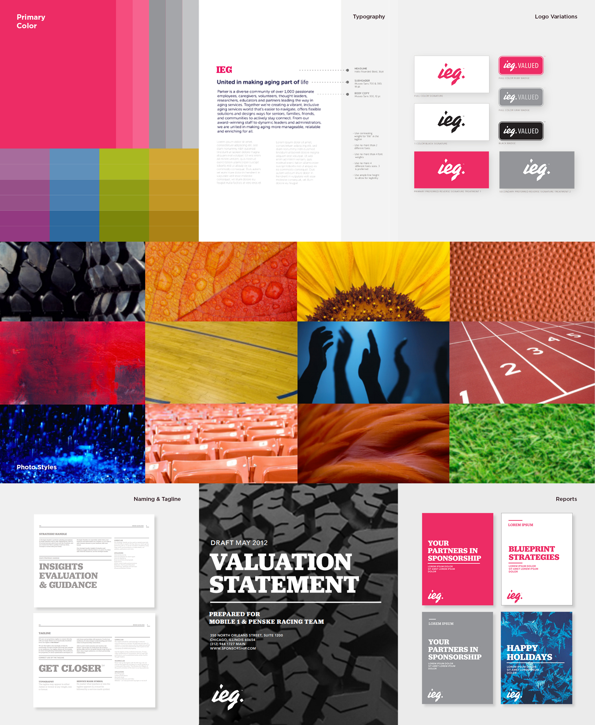 IEG Brand Guidelines