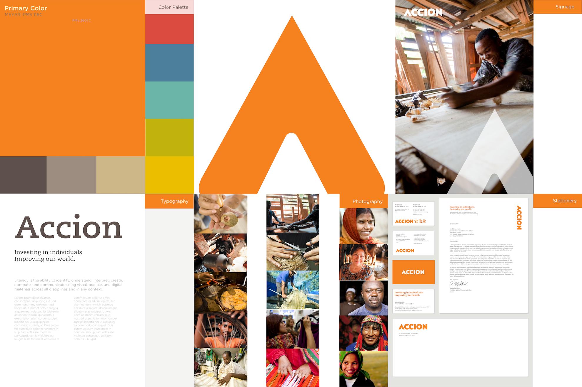 Accion brand guidelines